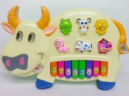 Funny Musical Cow Piano-3