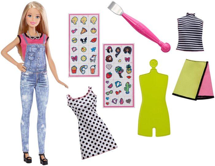 Barbie Do it Yourself Emoji Style, Multi Color-17