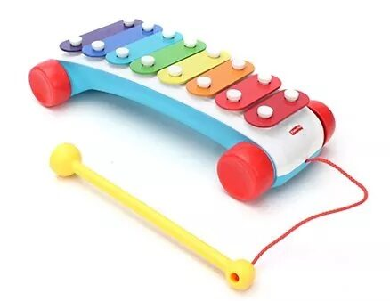 Fisher Price Classic Xylophone - Multicolor-14
