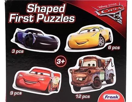 Disney Pixar Cars 3 Jigsaw Shaped Puzzle - 30 Pieces-6