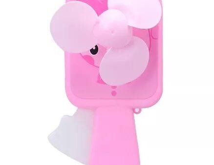 Mini Toy Fan - Pink-6