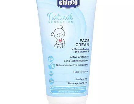 Chicco Face Cream Natural Sensation - 50 ml-8