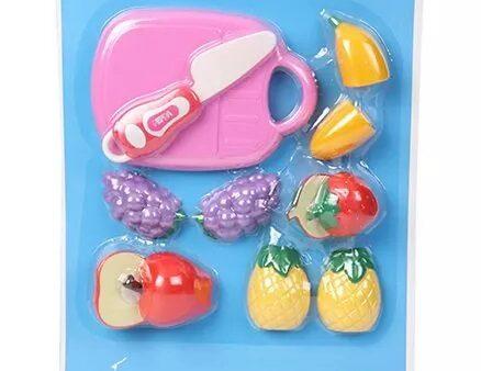Peppa Pig Mini Fruit Set - Multicolor-6