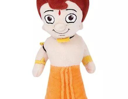 Chhota Bheem Plush Toy - 22 cm (Color May Vary)-6