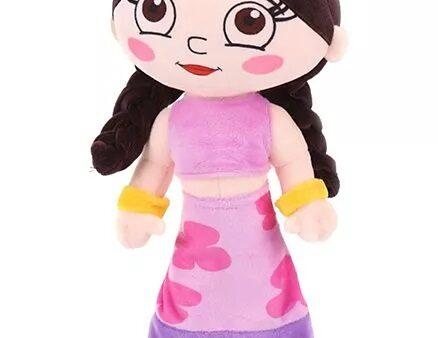 Chutki Plush Toy Pink - 33cm-6