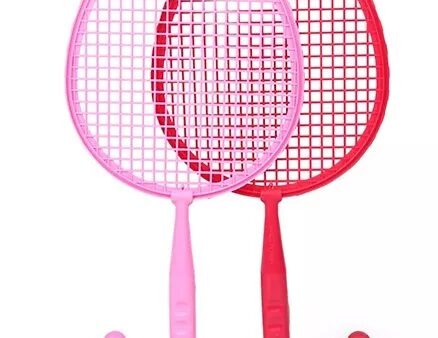 Barbie Badminton Racket Set - Pink-5