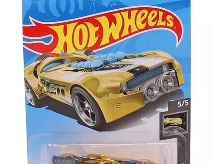 Hot Wheels Die Cast Space Racetrack Talkers (Colour & Style May Vary)-3