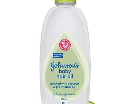 Johnson's baby Hair Oil - 100 ml-5