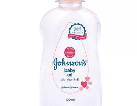 Johnson's baby Oil - 100 ml-4