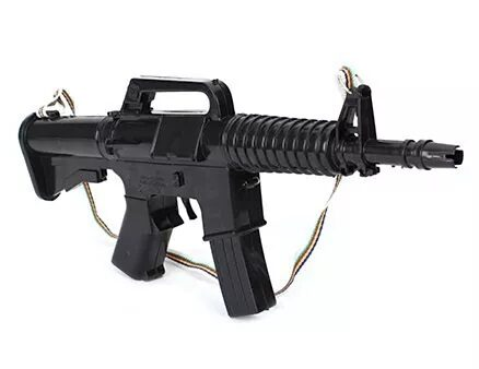 Anmol Toyzee Lmg Spark Machine Gun Height 17.5 cm (Color May Vary)-9
