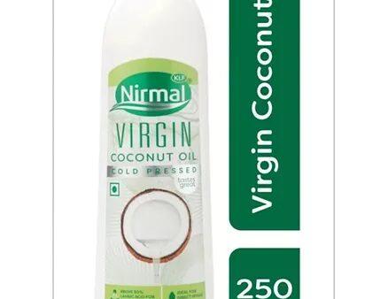 KLF Nirmal Virgin Coconut Oil - 250 ml-4