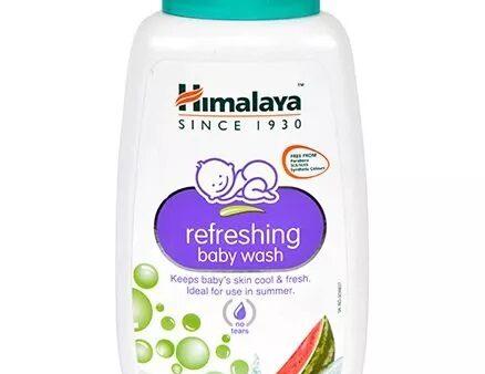 Himalaya Herbal Refreshing Baby Wash - 100 ml-2