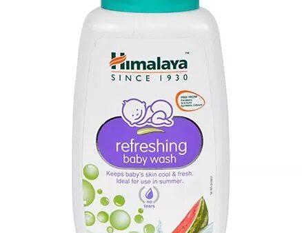 Himalaya Herbal Refreshing Baby Wash - 200 ml-2