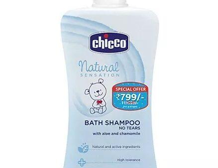 Chicco Natural Sensation No Tears Shampoo - 500 ml