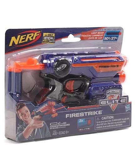 Nerf N-Strike Elite Fire Strike Blaster - Blue-4