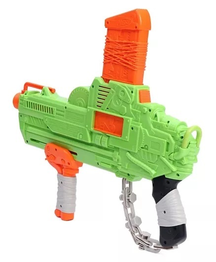 Nerf Zombie Revreaper With Darts - Green-3